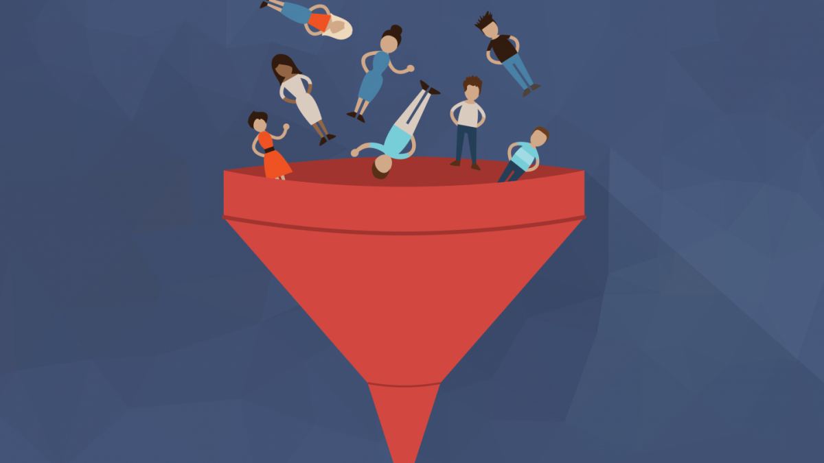 Key Stages Of A Digital Marketing Funnel