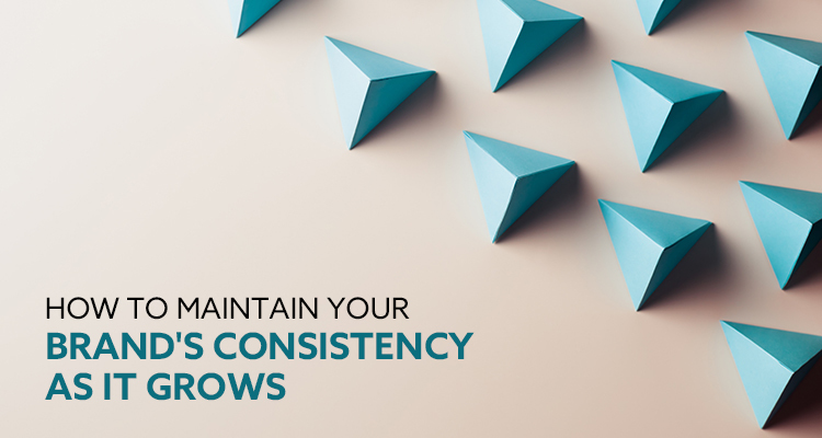 How To Maintain Your Brand's Consistency As It Grows?